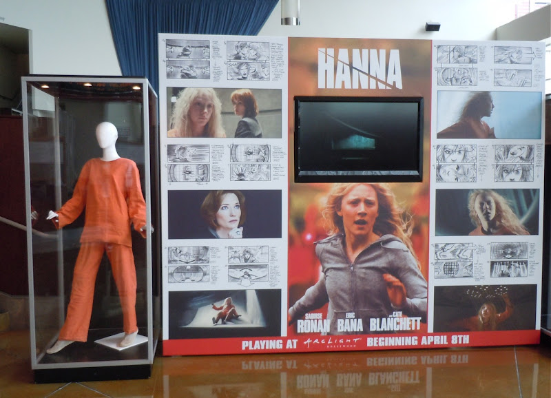 Hanna Saoirse Ronan costume display