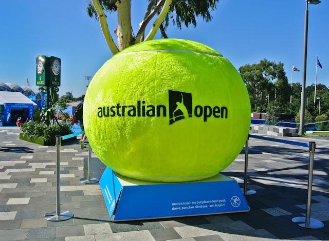 Australian Open Schedule