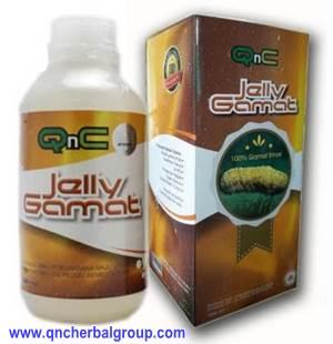 Agen QNC Jelly Gamat Baubau