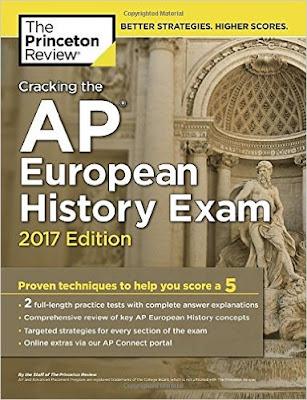 Cracking The AP European History Exam, 2017 Edition PDF