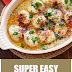 Super Easy Baked Scallops #gutenfree