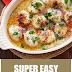 Super Easy Baked Scallops #gutenfree