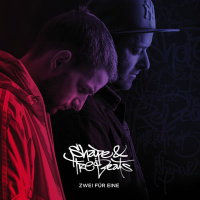 Shape & TReBeats - Zwei Fur Eine - Album Download, Itunes Cover, Official Cover, Album CD Cover Art, Tracklist
