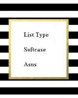Softcase untuk Handphone Asus