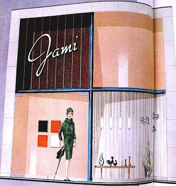 Vitrolite storefront large illustration from catalog