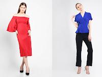 Pakaian Wanita Invio : Tips Memilih Pakaian untuk Wanita Bertubuh Ramping