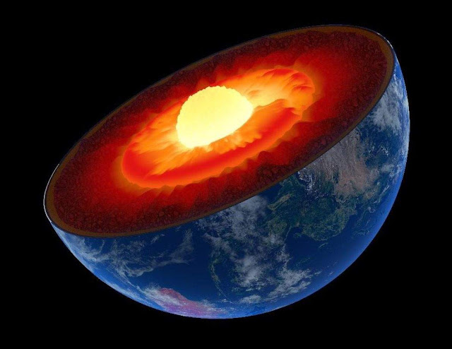 Research Reveals 'Fundamental Finding' About Earth's Outer Core