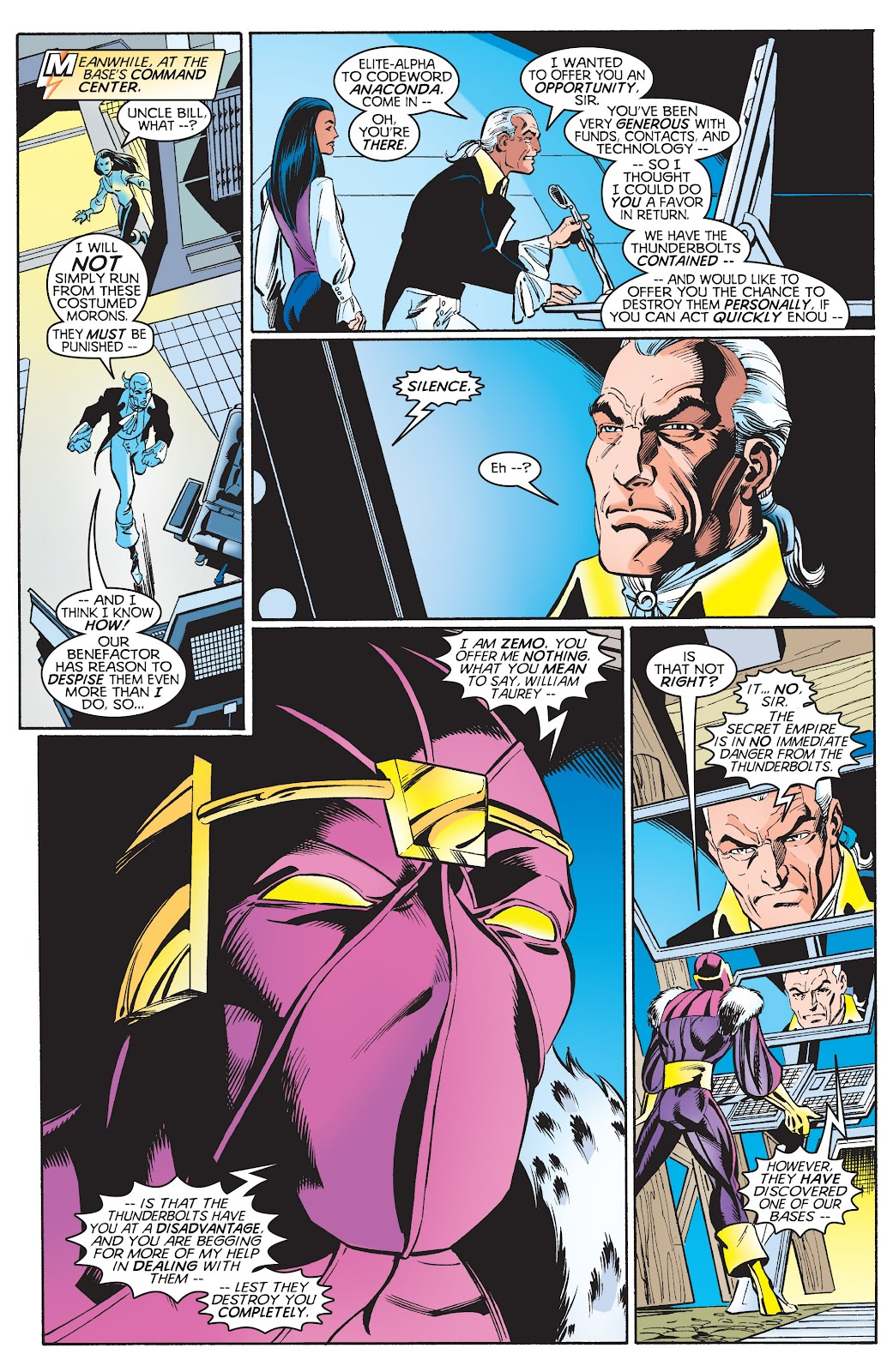 Read online Hawkeye & The Thunderbolts comic -  Issue # TPB 1 (Part 3) - 41