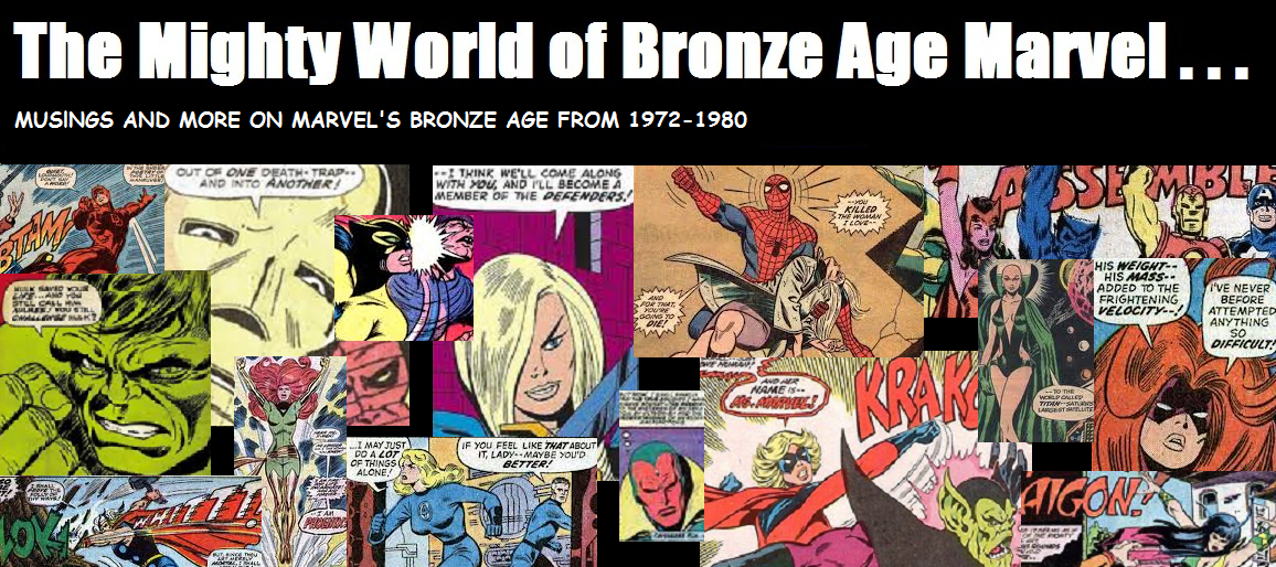 Mighty World of Bronze Age...
