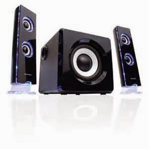 Simbadda Speaker Multimedia CST 6400N