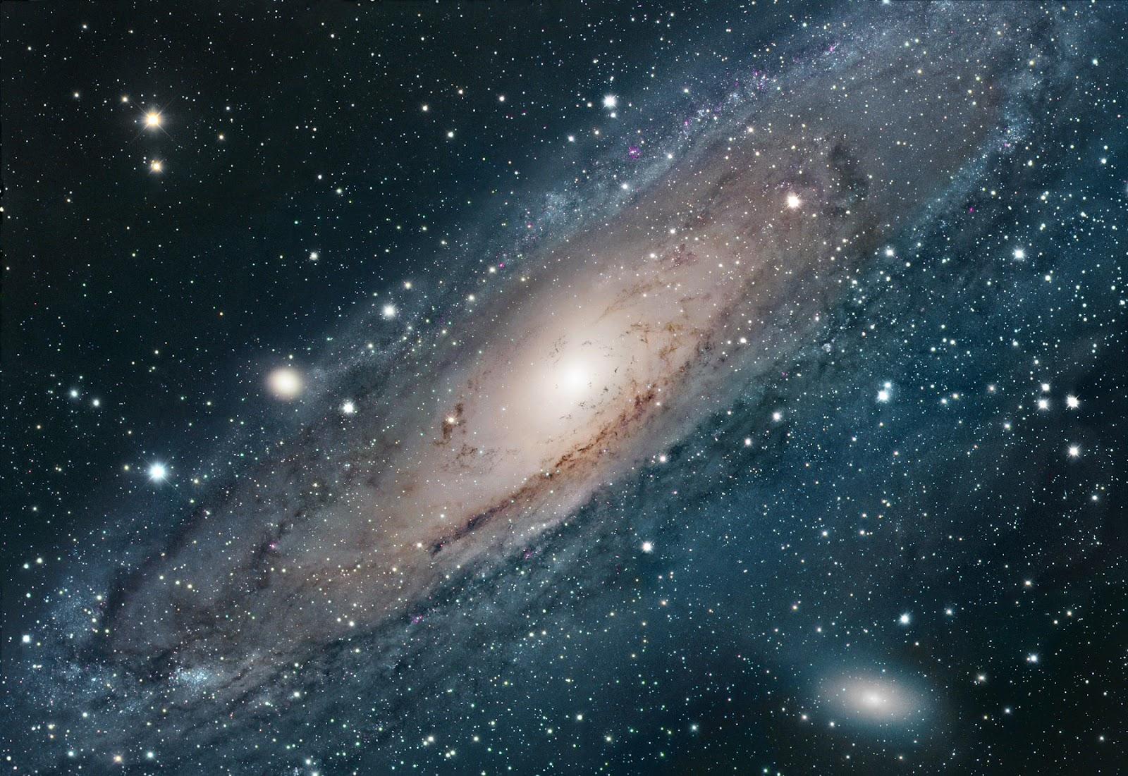 Galáxias e a Via Láctea