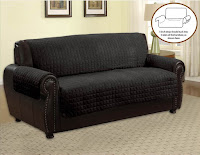 Black Couch Covers