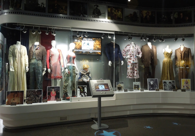 Universal Studios Hollywood movie costumes