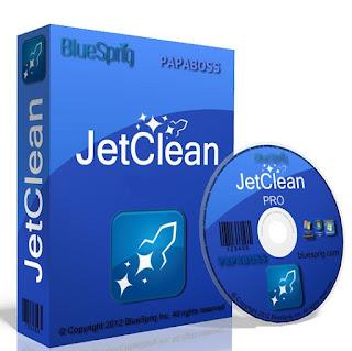 تنزيل برنامج تسريع الجهاز وتنظيفه JetClean