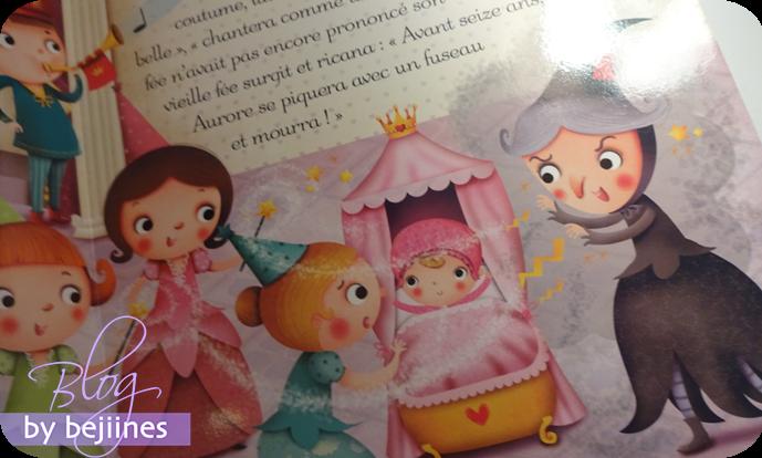 Livres Fleurus Petites Princesses Belle au Bois Dormant