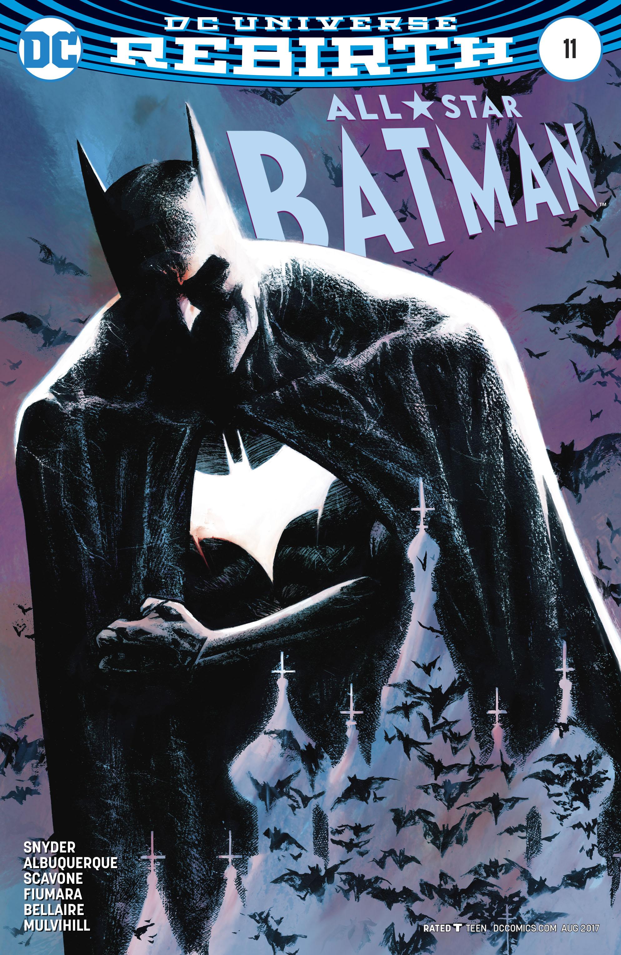 Read online All-Star Batman comic -  Issue #11 - 4