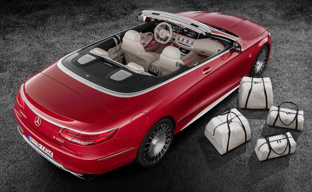 4台限定で価格は4420万円!「メルセデス・マイバッハ S650カブリオレ」が日本上陸。