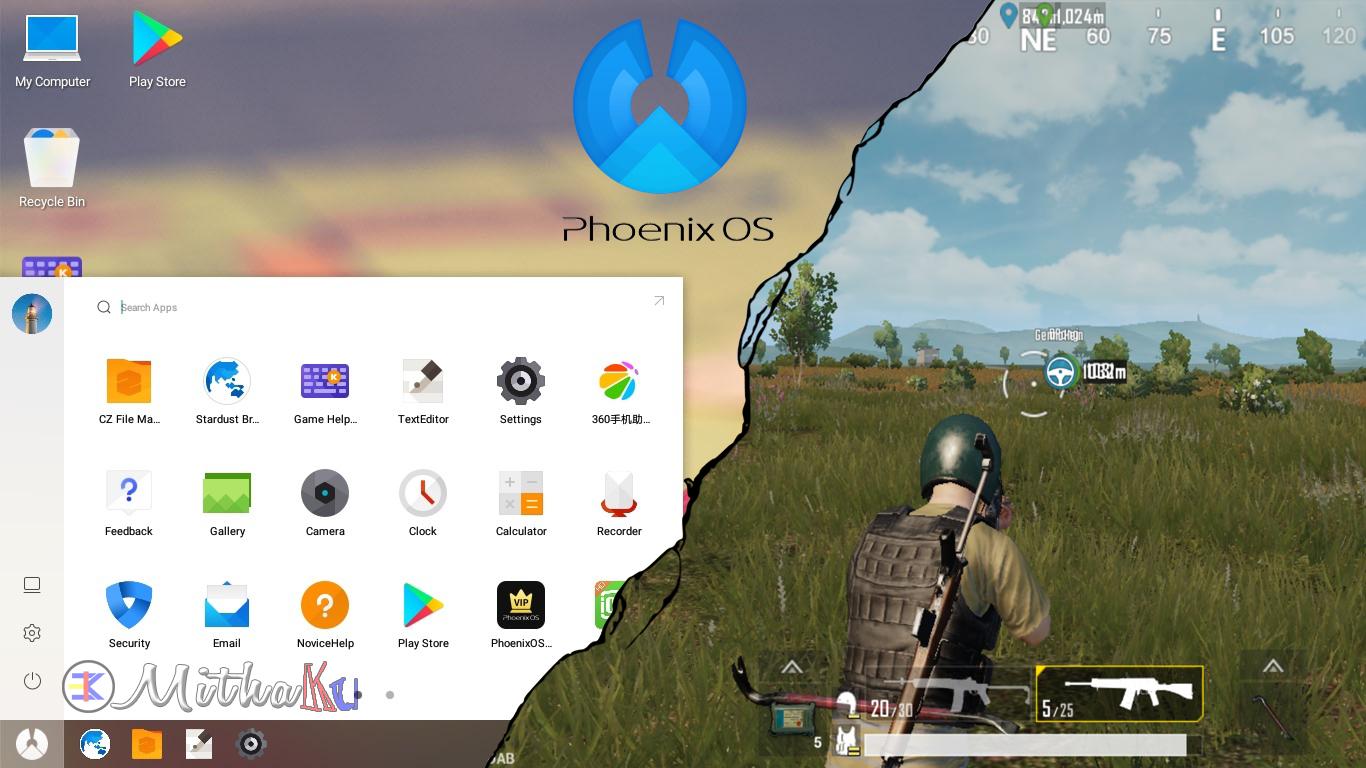emulator android ringan untuk pubg