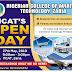 Nigerian College of Aviation Technology Open Day Schedule 2019