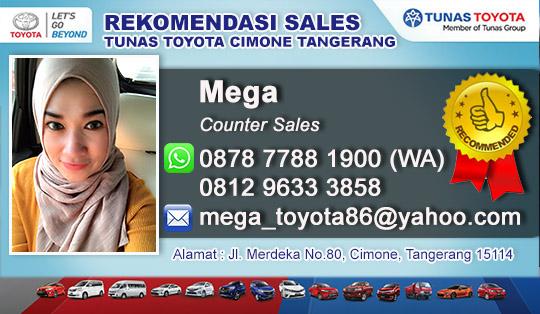 Tunas Toyota Cimone Tangerang