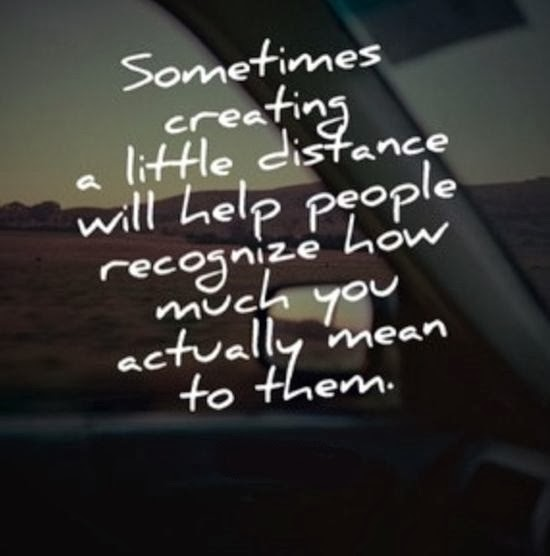 Distance Quots: Distance Quotes (Quotes About Moving On) 0220 5