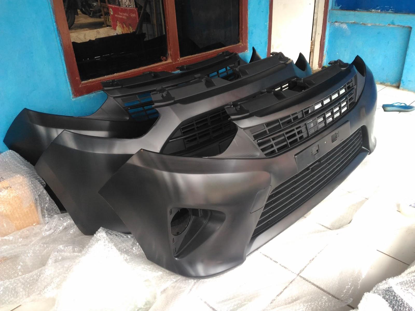 new agya trd sportivo harga all kijang innova 2.4 v a/t diesel lux body kit untuk