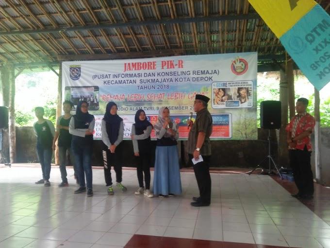 Jambore PIK-R Kecamatan Sukmajaya Berikan Inspirasi Remaja