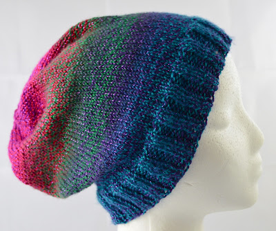jewel toned sparkly hat https://www.etsy.com/shop/JeannieGrayKnits