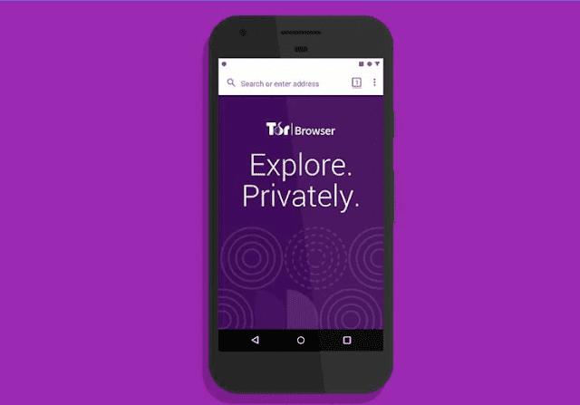 بعد الإنتظار طويلا ، إطلاق أخيرا النسخة الرسمية لمتصفح Tor Browser للأندرويد وسارع لتجربته