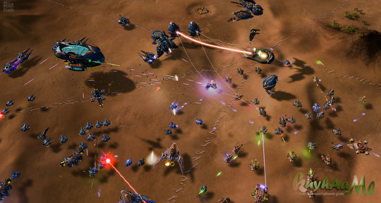 Ashes of the Singularity: Escalation download kuyhaa