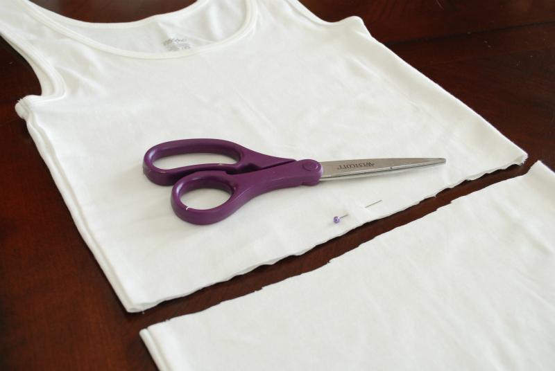 Как сшить платье легко и быстро. Summer dress knitwear.