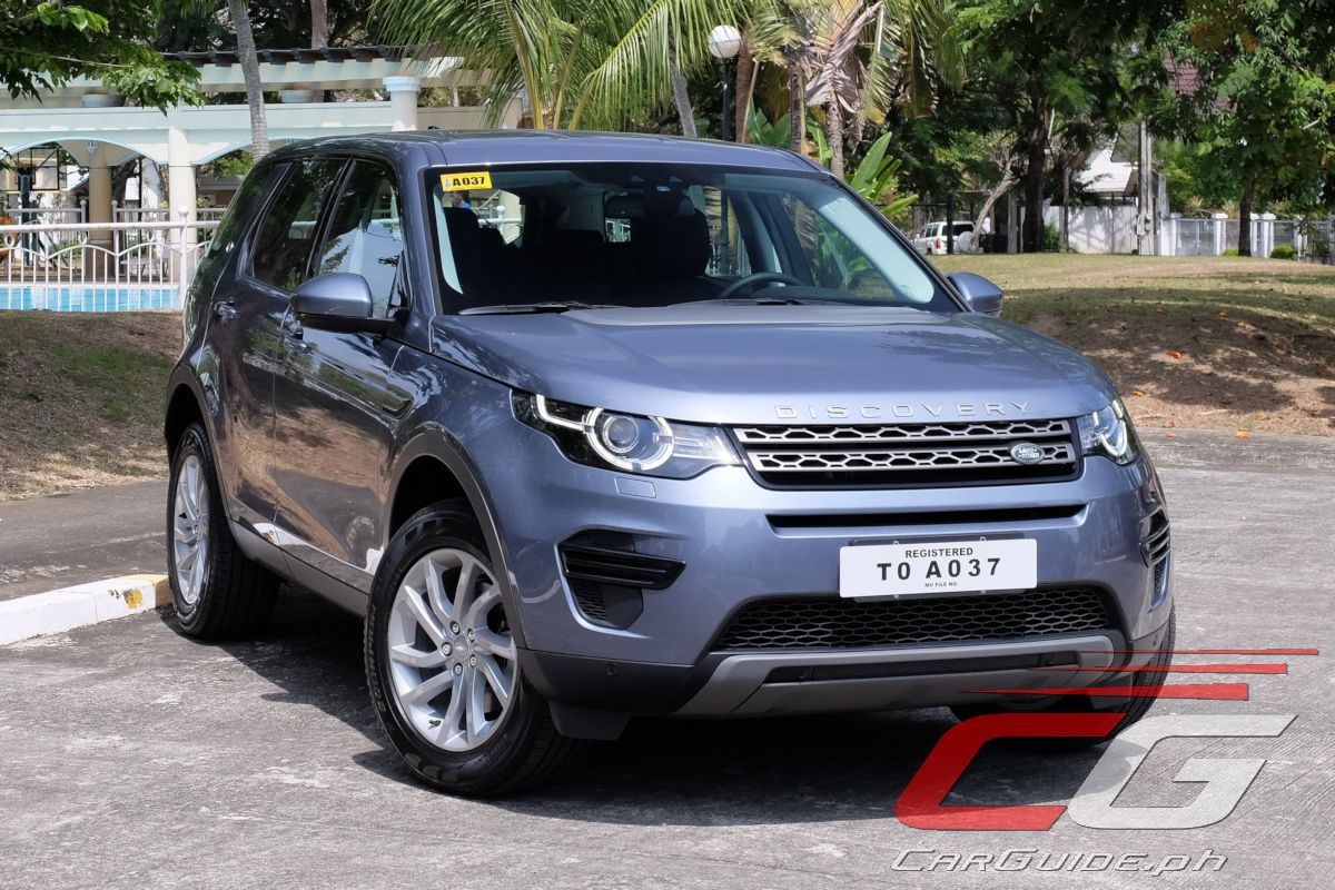 discovery sport s original landrover car review and driver reviews test first drive photo land rover se