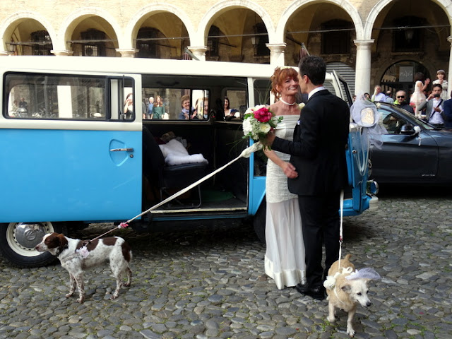 Italy: Getting Married in Modena
