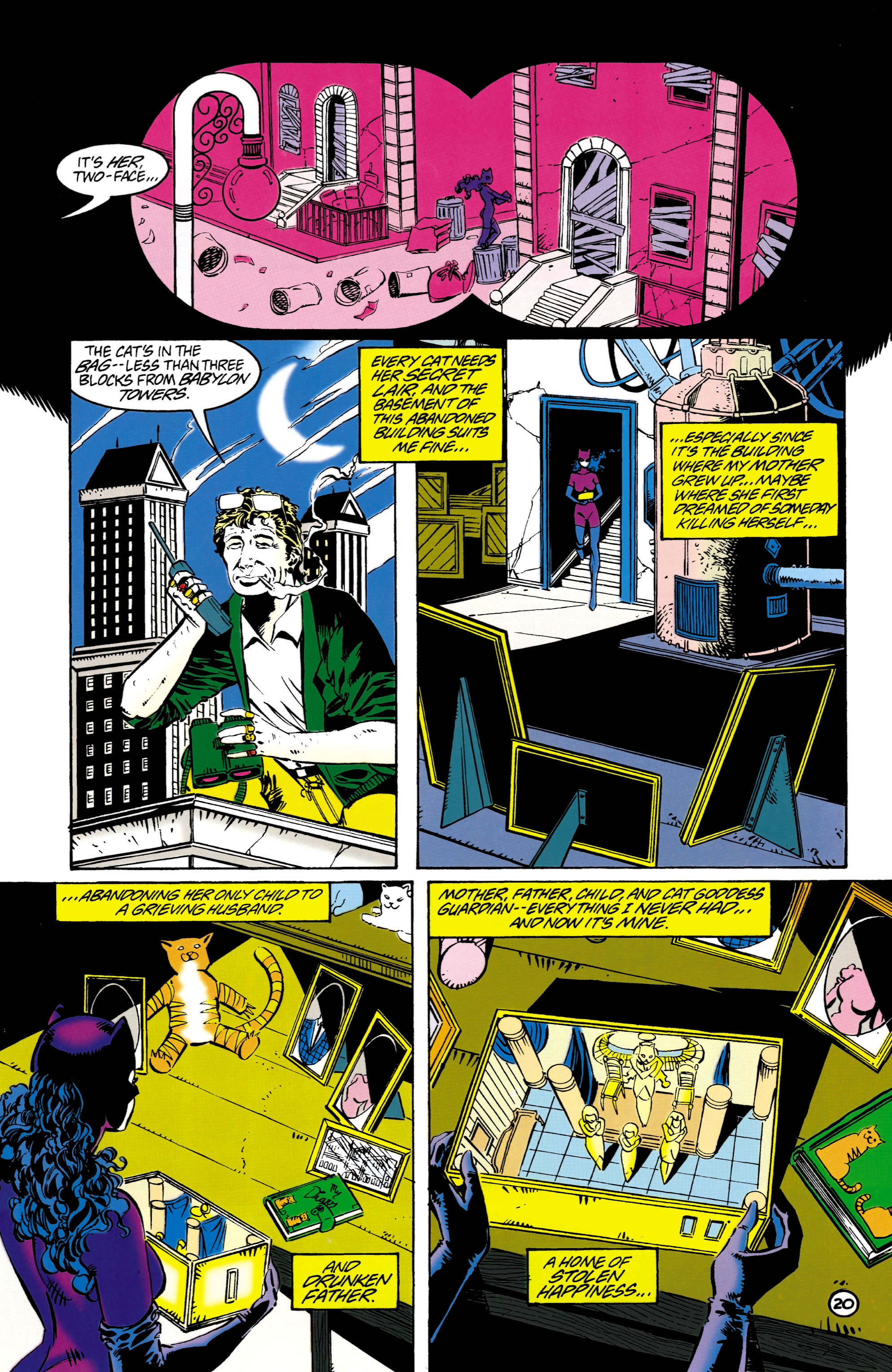 Catwoman (1993) Issue #39 #44 - English 21