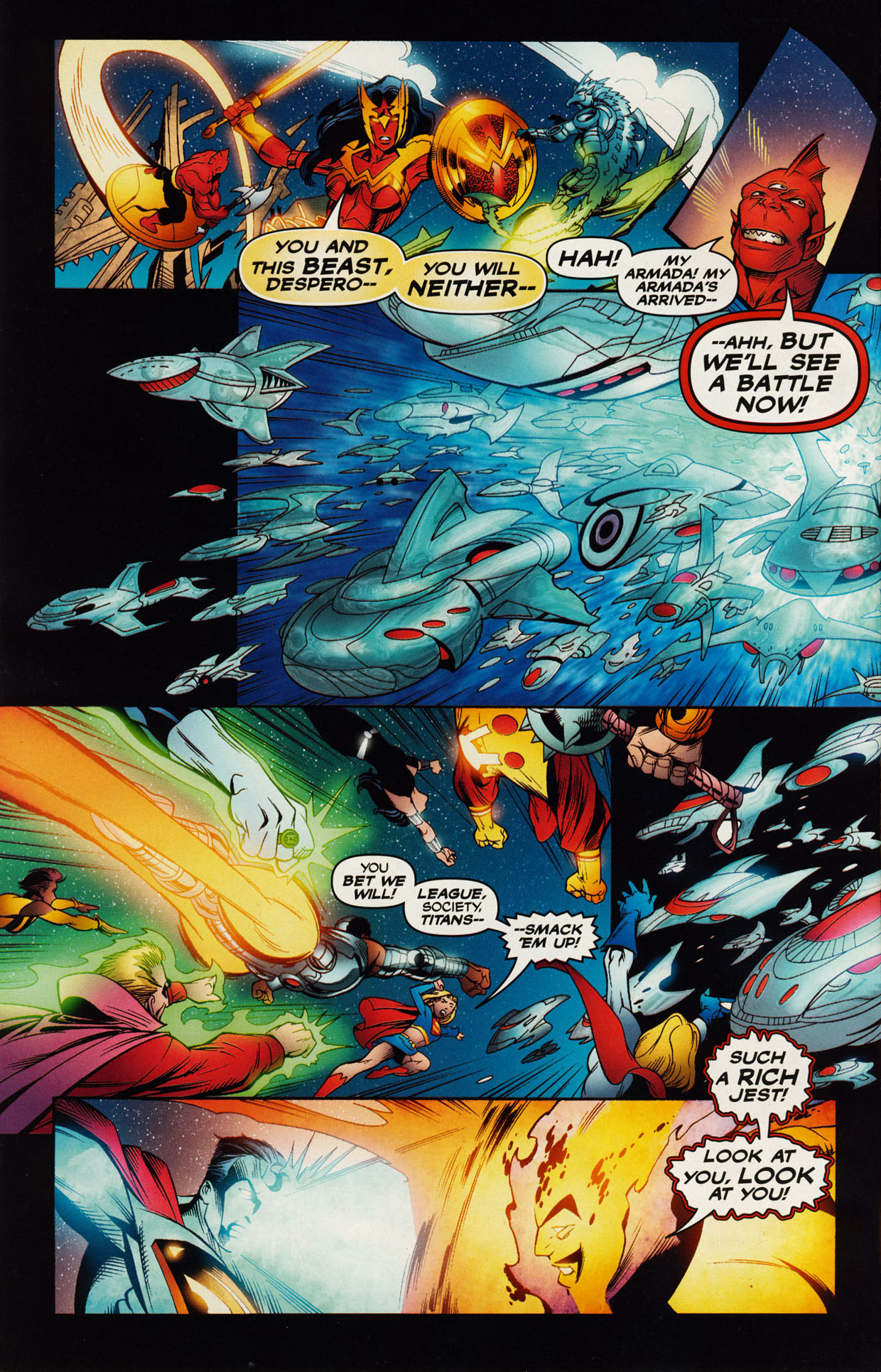 Read online Trinity (2008) comic -  Issue #47 - 7