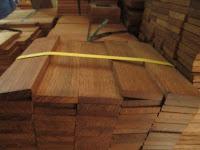 Ganbar Flooring kayu merbau