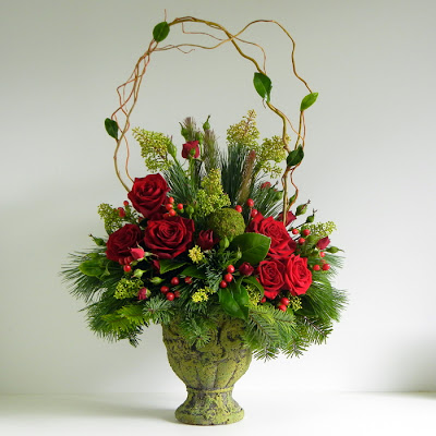 Artistry In Blooms Blog 2011 Christmas Flowers By