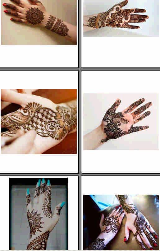 Eid Ul Azha Mehndi Designs Album PDF Download