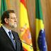 ¿Con la corrupción, cuánto le queda como presidente?, la pregunta a Rajoy en Brasil