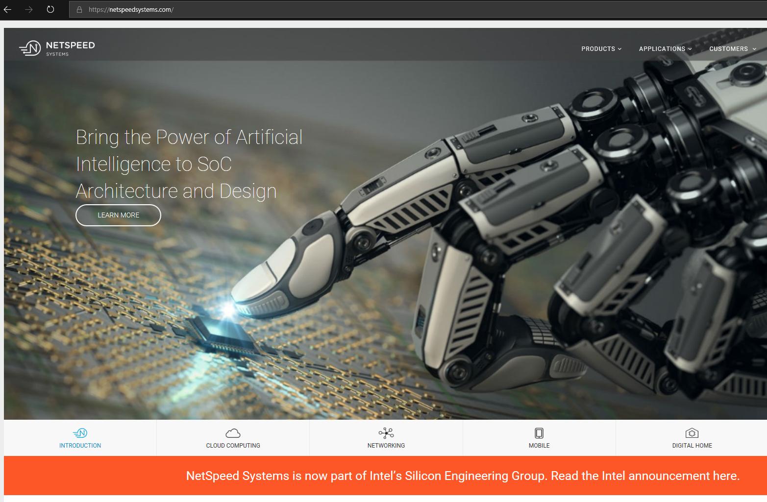 Converge! Network Digest: Intel