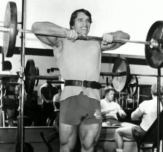 Bodybuilding champions: Arnold triceps training Pictures ...