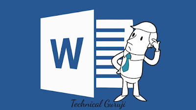 Some Hidden And Useful Features of Microsoft Word in hindi