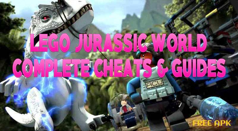 Unlock All Lego Jurassic World Codes & Cheats List PS3, PS4, Xbox ...