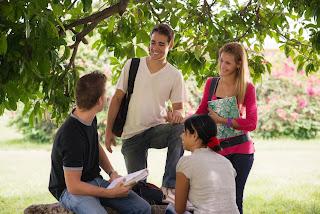 Jóvenes en el parque, ocio y tiempo libre