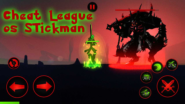 Cheat League of Stickman Android