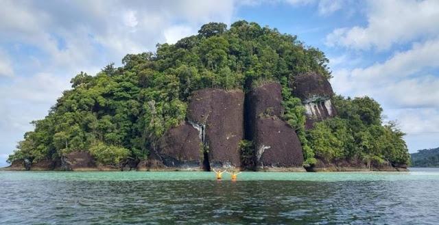 Akses Menuju Pulau Mursala yang Indah nan Eksotis