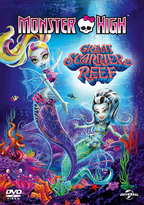Monster High: Great Scarrier Reef [Latino]