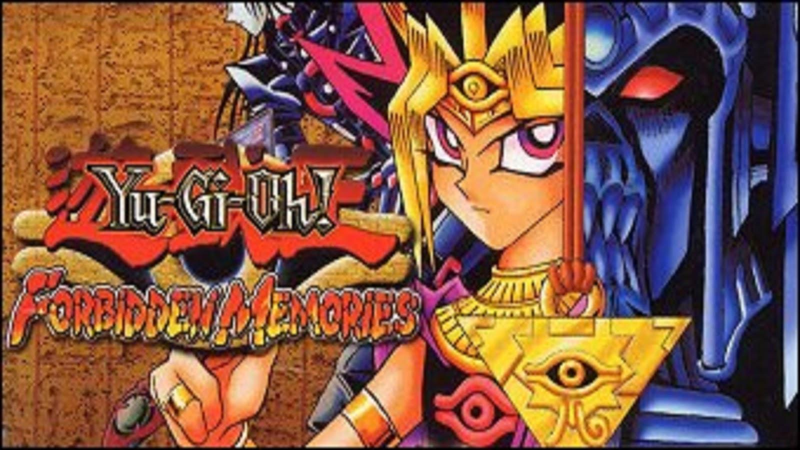 duplicar cartas en yu-gi-oh! forbidden memories psx - megaldo