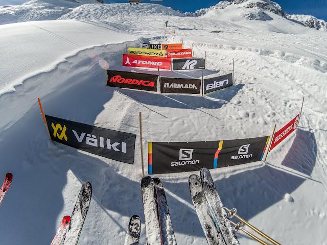 Freeride Skitest Lech Zürs St. Anton