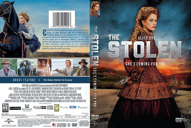 The Stolen DVD Cover